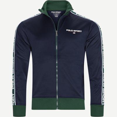 Polo Sport Track Jacket Regular | Polo Sport Track Jacket | Blå