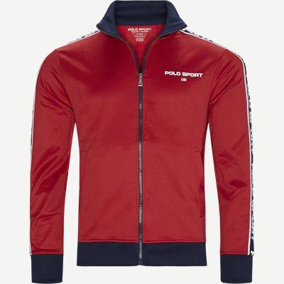 Polo Sport Track Jacket Regular | Polo Sport Track Jacket | Rød