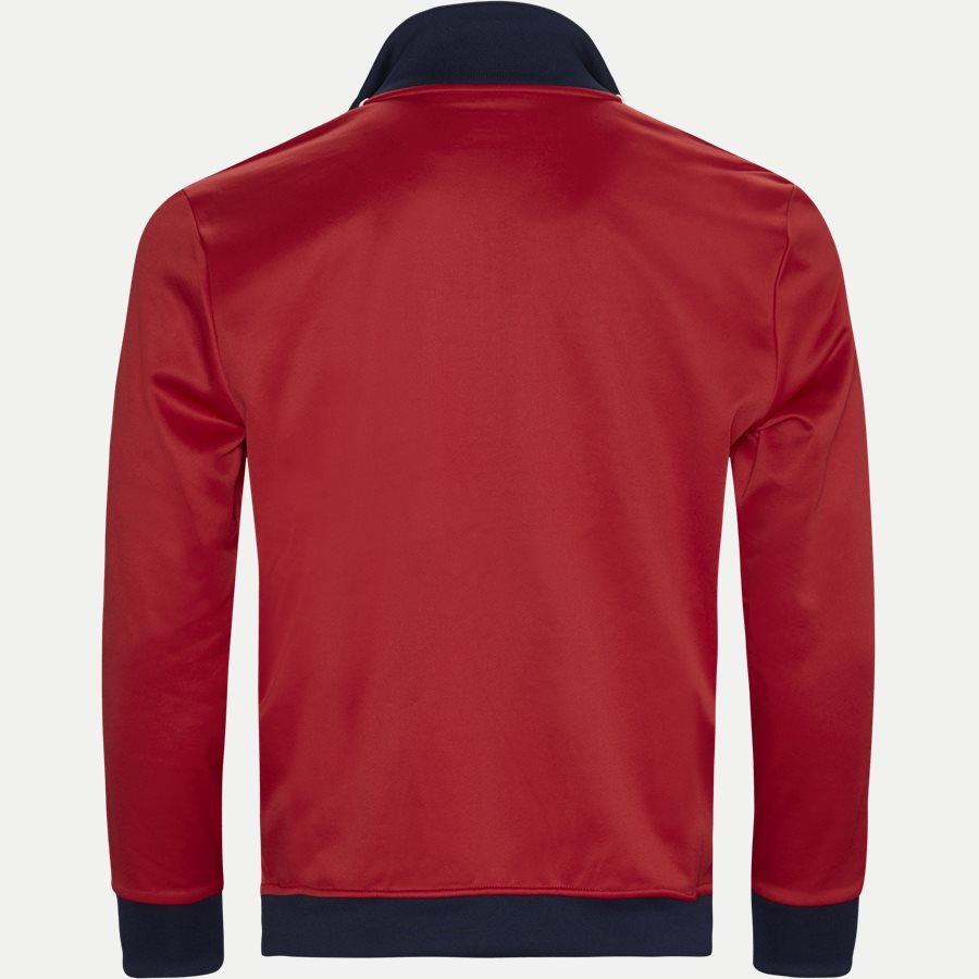 710761090 - Polo Sport Track Jacket - Sweatshirts - Regular - RØD - 2