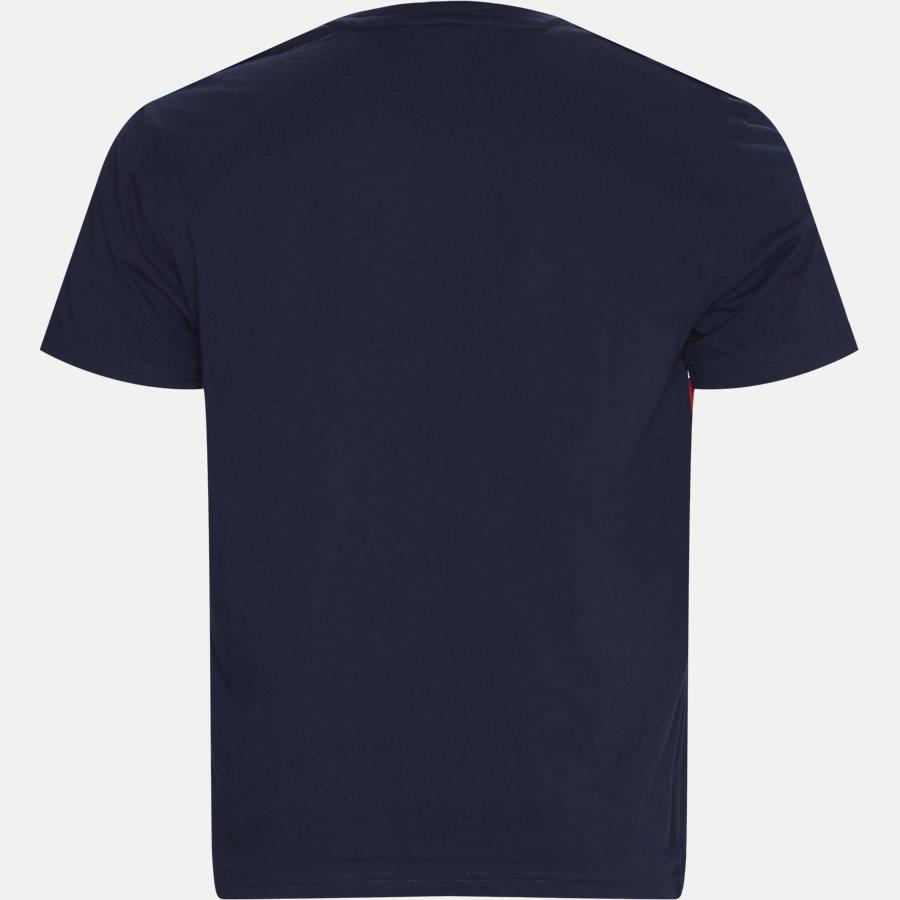 710771984 - Logo Crew Neck T-shirt - T-shirts - Regular - NAVY - 2