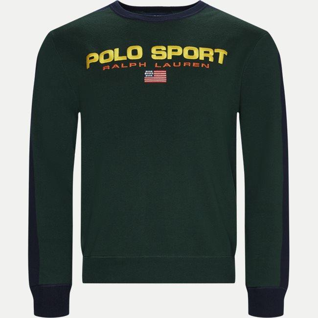 Polo Sport Cotton Jumper