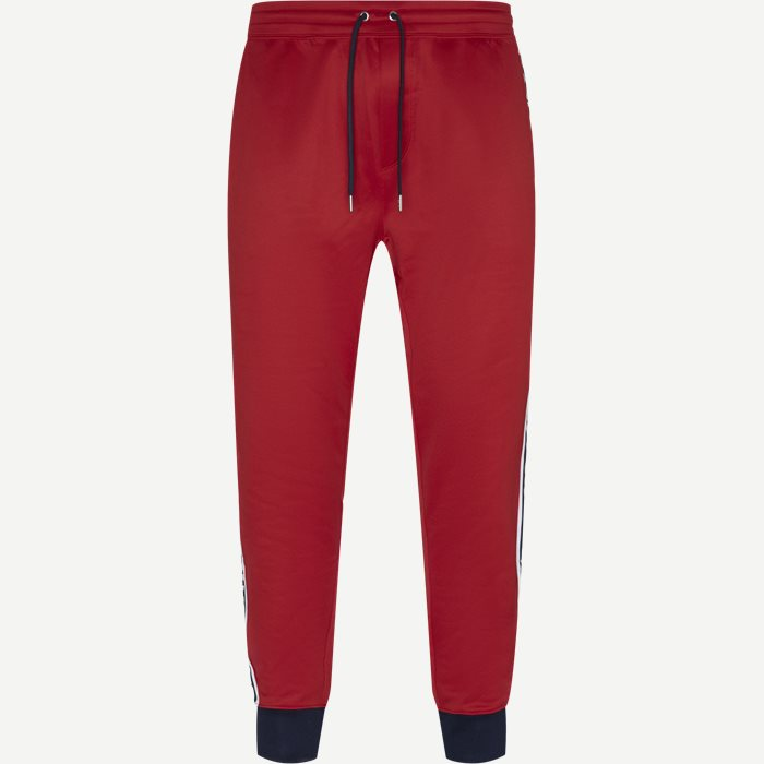 Trousers - Regular - Red