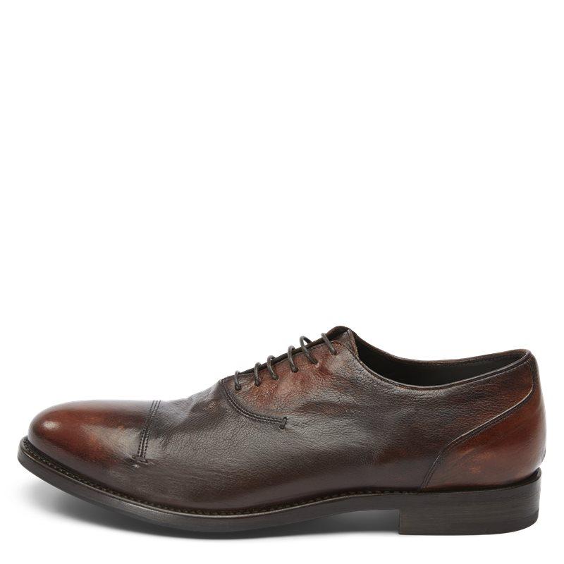 alberto fasciani Alberto fasciani yago 55017 iberide sko brown på axel.dk