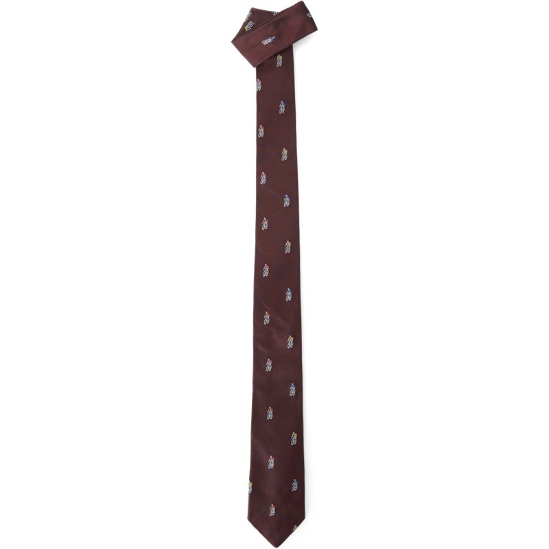Image of   Paul Smith Accessories 552M A40537 Slips Bordeaux