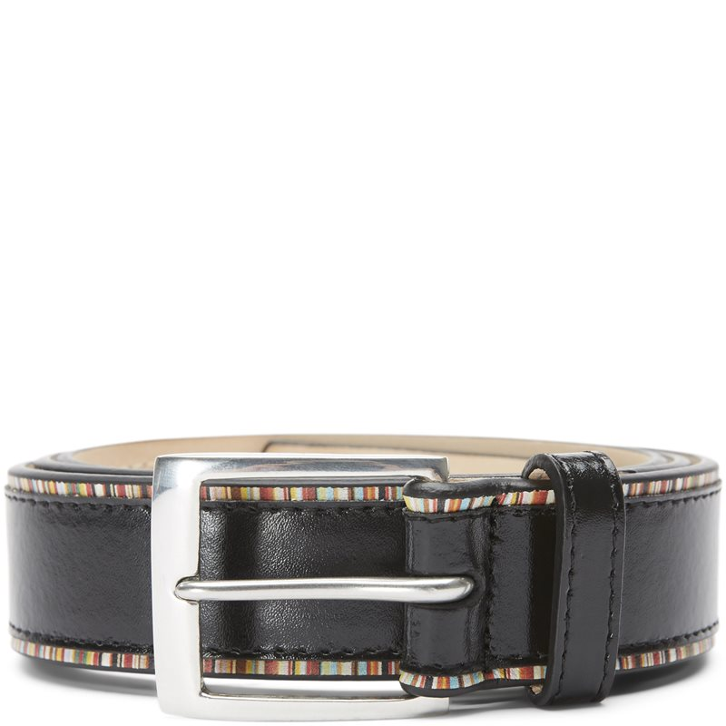 Image of   Paul Smith Accessories M1 A5527 AEDGES Bælter Black