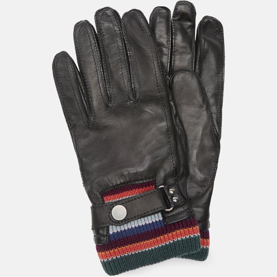 M1A80020D AG186N - Handsker - SORT - 1