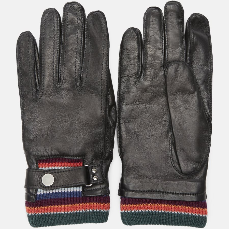 M1A80020D AG186N - Handsker - SORT - 3