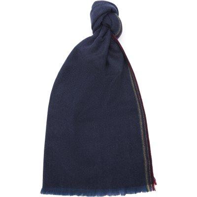 Tørklæder | Blå
