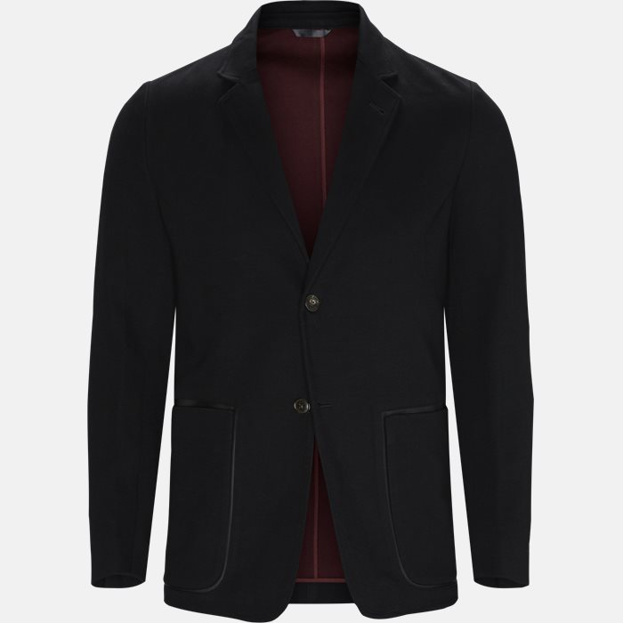 jakke - Blazer - Slim - Sort