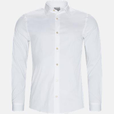 Slim | Shirts | White