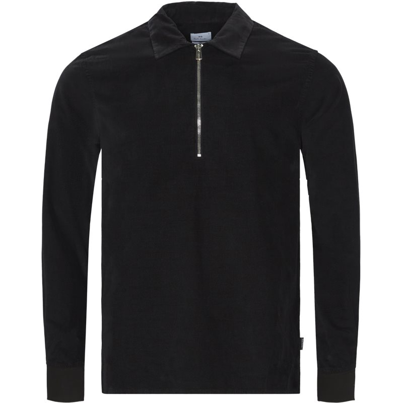 Ps by paul smith casual fit 245t b20159 skjorter sort fra ps by paul smith fra axel.dk