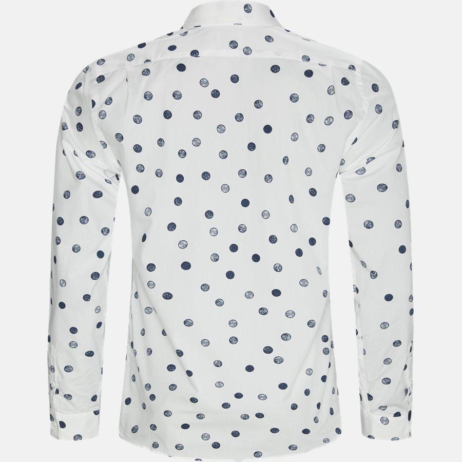 610P A20719 - Skjorter - Tailored fit - HVID - 2