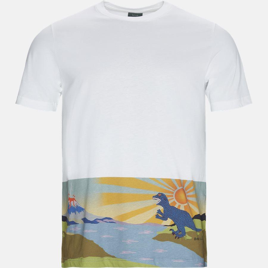 11R AP1445 - T-shirts - Regular fit - HVID - 1