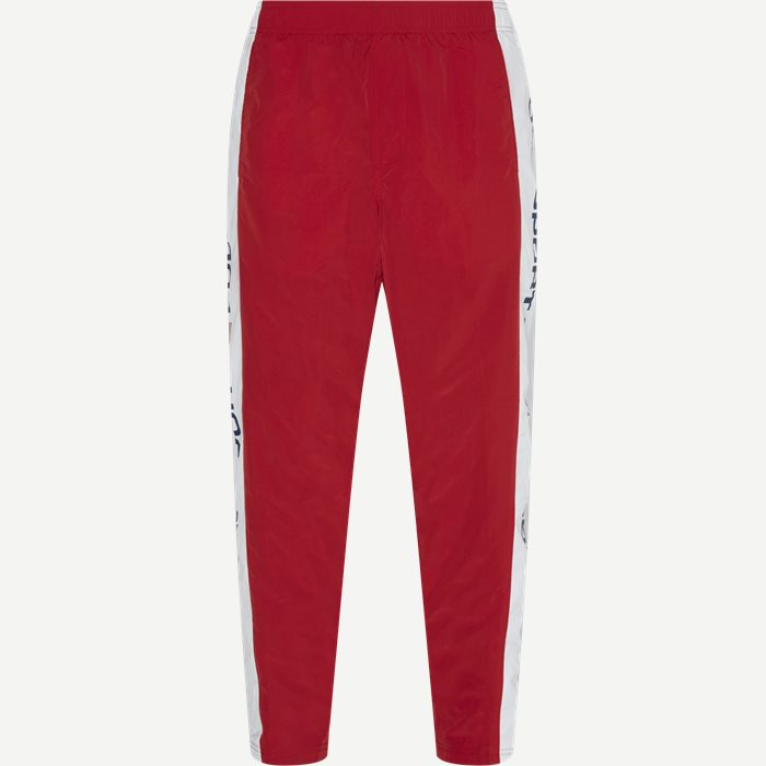 Limited Edition Red Trouser - Bukser - Oversized - Rød