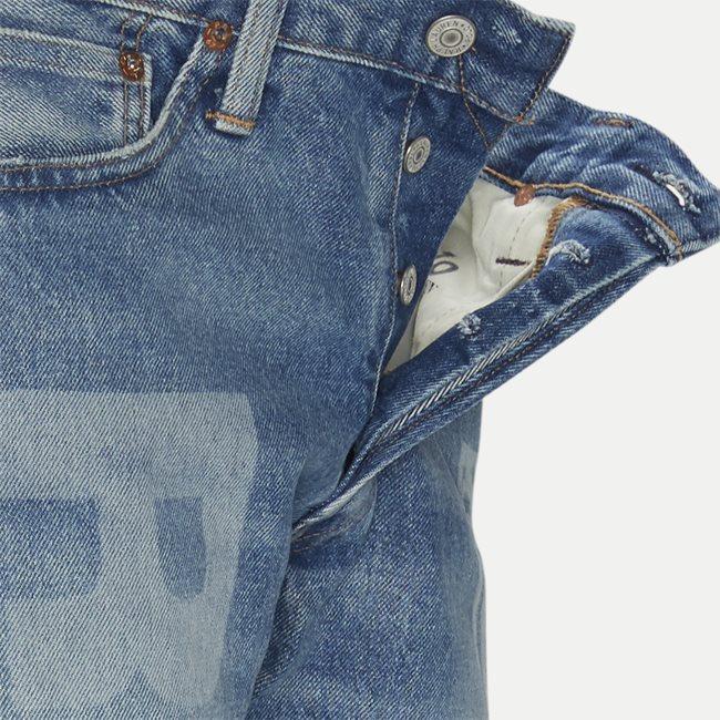 Polo Sport Logo Jeans