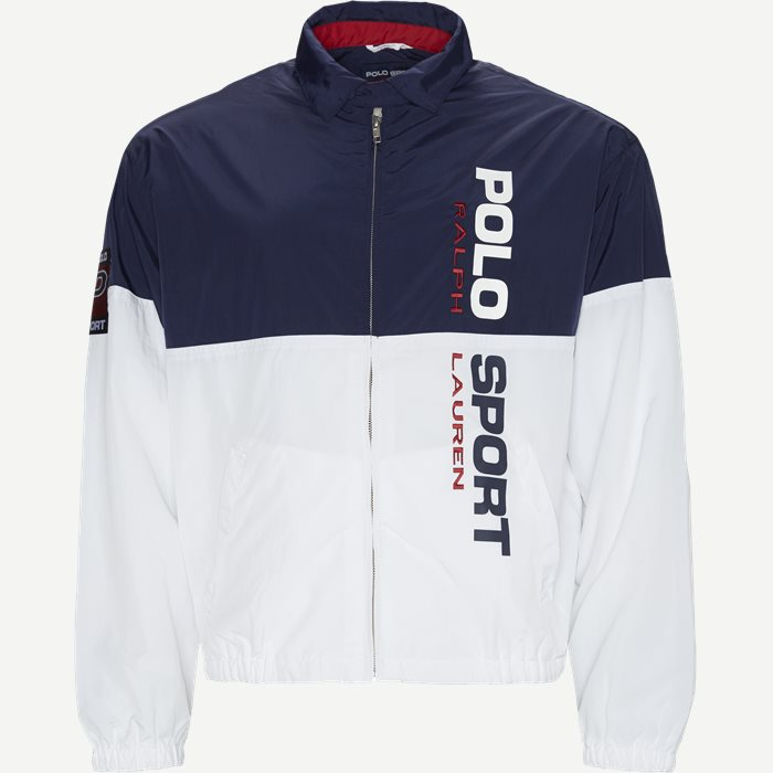 Polo Sport Windbreaker - Jakker - Regular - Blå