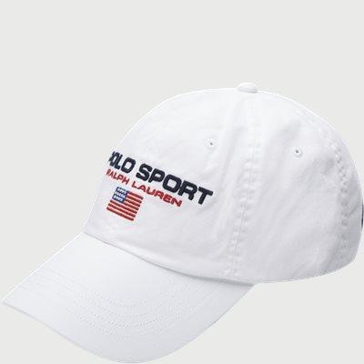 Polo Sport Logo Cap Polo Sport Logo Cap | Hvid