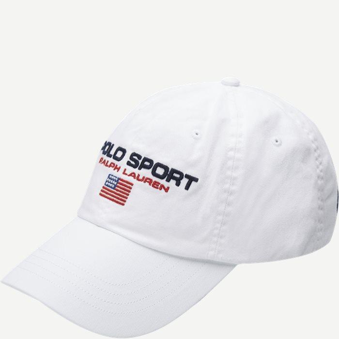 Caps - Hvid
