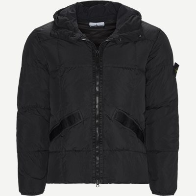Garment Dyed Crinkle Reps Ny Down jacket Regular | Garment Dyed Crinkle Reps Ny Down jacket | Sort