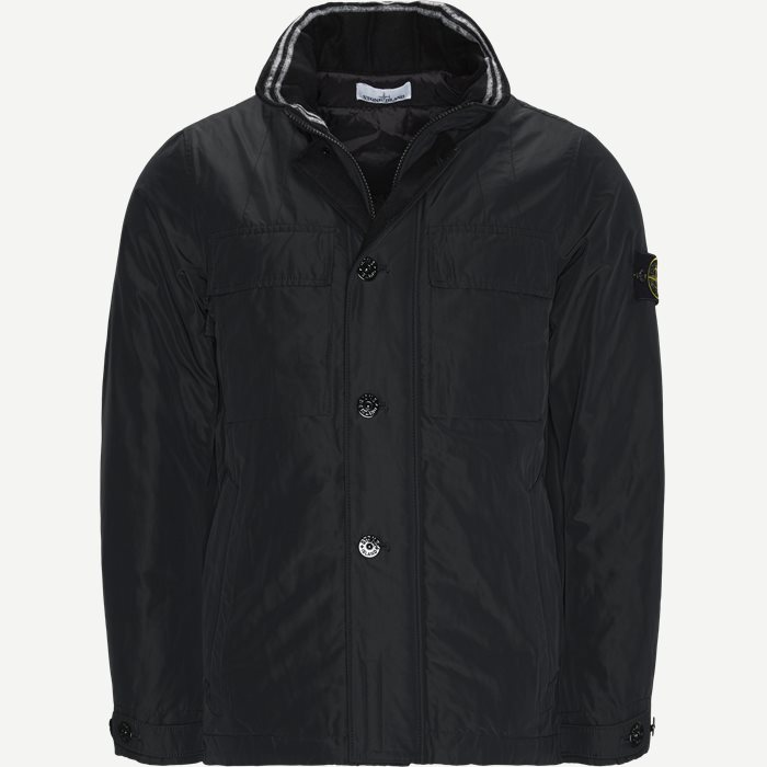 Micro Reps Jacket - Jakker - Regular - Sort