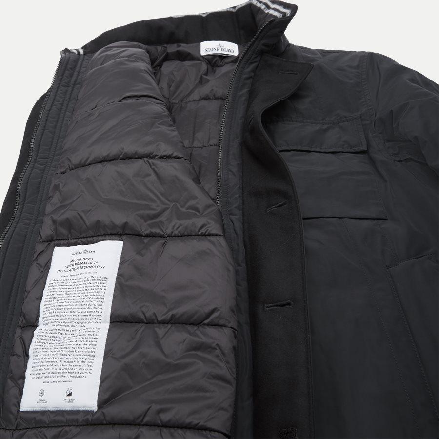 40826 - Micro Reps Jacket - Jakker - Regular - SORT - 10