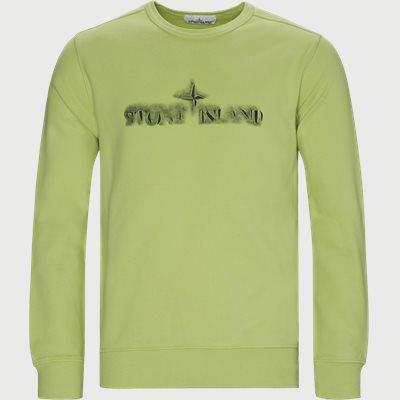 Logo Crewneck Sweatshirt Regular | Logo Crewneck Sweatshirt | Grøn