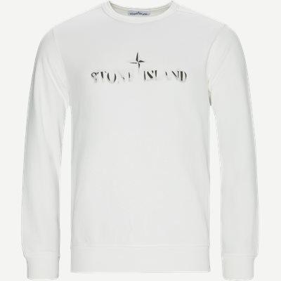 Logo Crewneck Sweatshirt Regular | Logo Crewneck Sweatshirt | Hvid