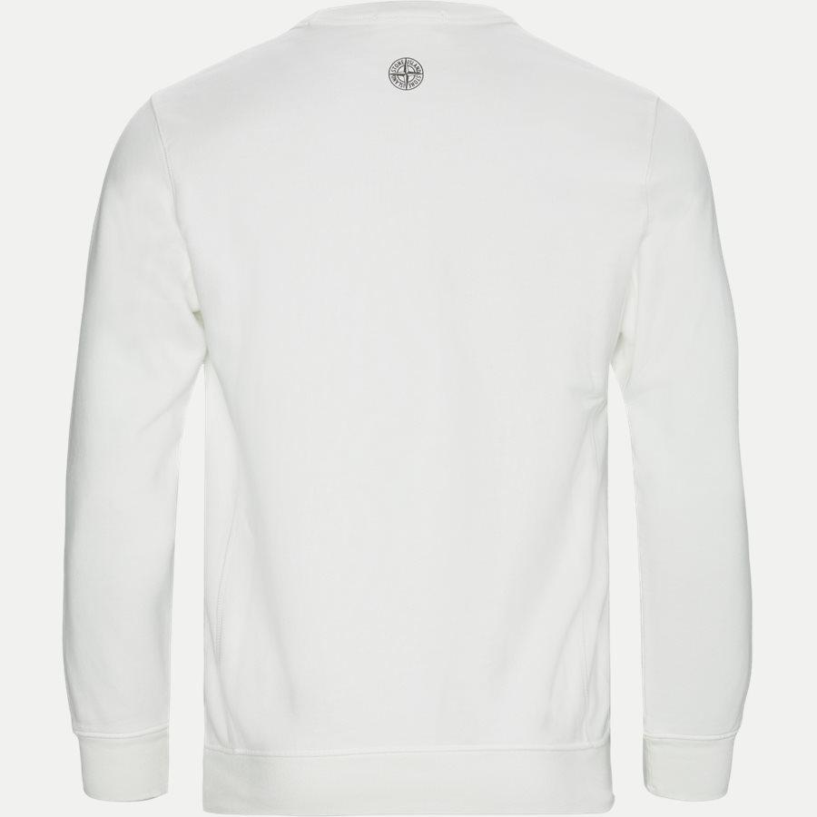 62790 - Logo Crewneck Sweatshirt - Sweatshirts - Regular - HVID - 2