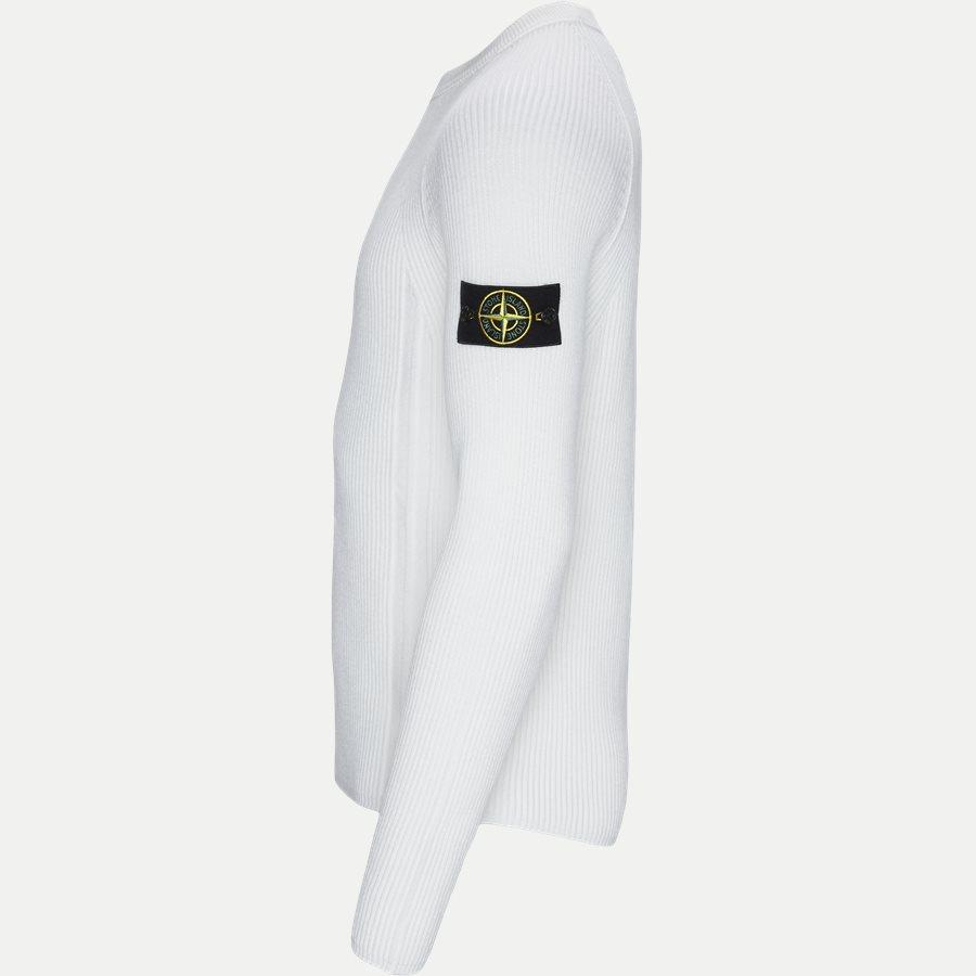 516C2 - Crewneck Sweater - Strik - Regular - HVID - 3