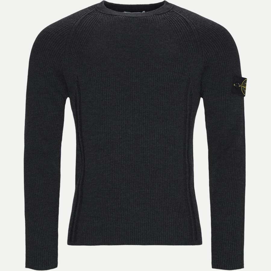 516C2 - Crewneck Sweater - Strik - Regular - KOKS - 1
