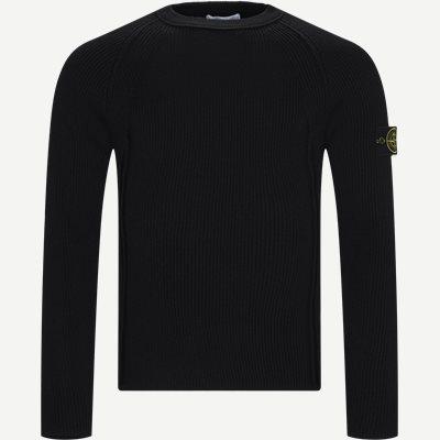 Crewneck Sweater Regular | Crewneck Sweater | Sort
