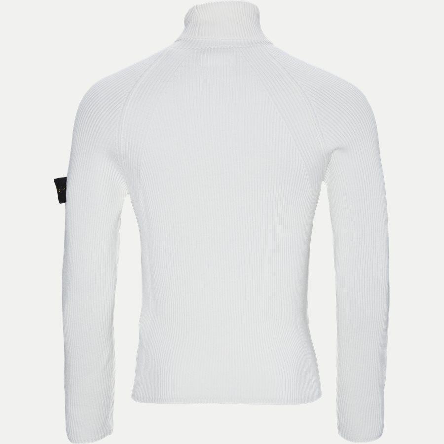 542C2 - High Neck Sweater - Strik - Regular - HVID - 2