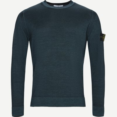Crewneck Sweater Regular | Crewneck Sweater | Grøn