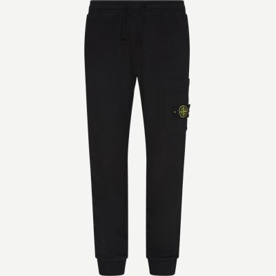 Logo Sweatpants Regular | Logo Sweatpants | Sort