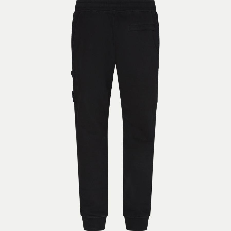 60320 NY - Logo Sweatpants - Bukser - Regular - SORT - 2