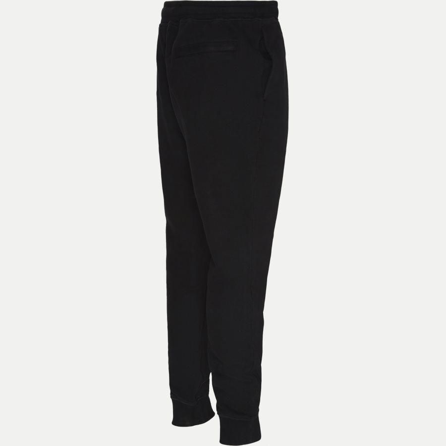 60320 NY - Logo Sweatpants - Bukser - Regular - SORT - 3