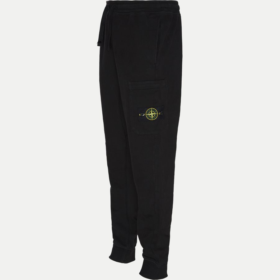 60320 NY - Logo Sweatpants - Bukser - Regular - SORT - 4