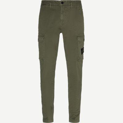 Old Dye Treatment Cargo Pants Regular | Old Dye Treatment Cargo Pants | Army