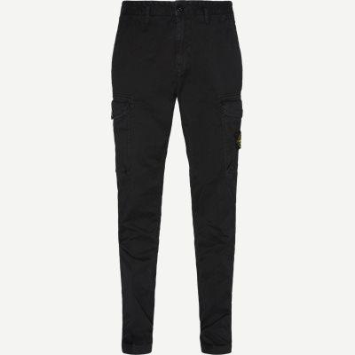 Old Dye Treatment Cargo Pants Regular | Old Dye Treatment Cargo Pants | Sort