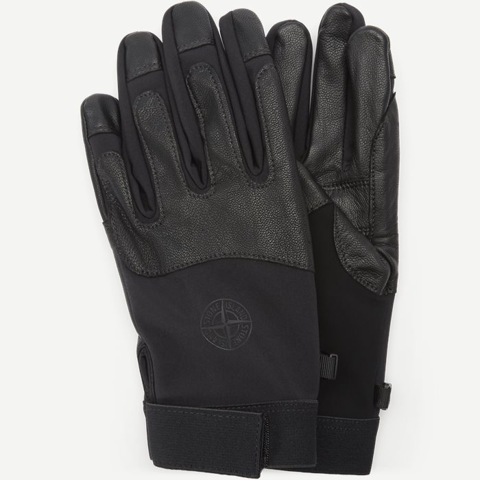 Soft Shell Gloves - Handsker - Sort