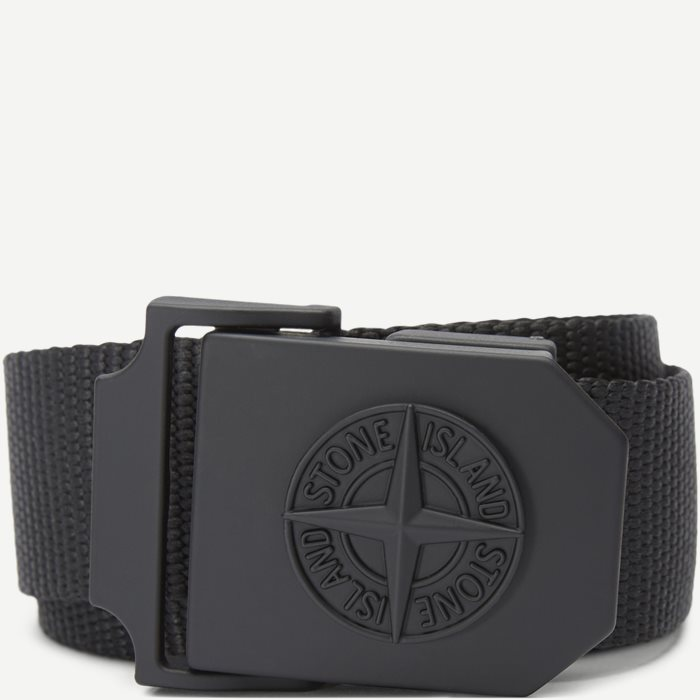 Logo Pilot Belt - Bælter - Sort