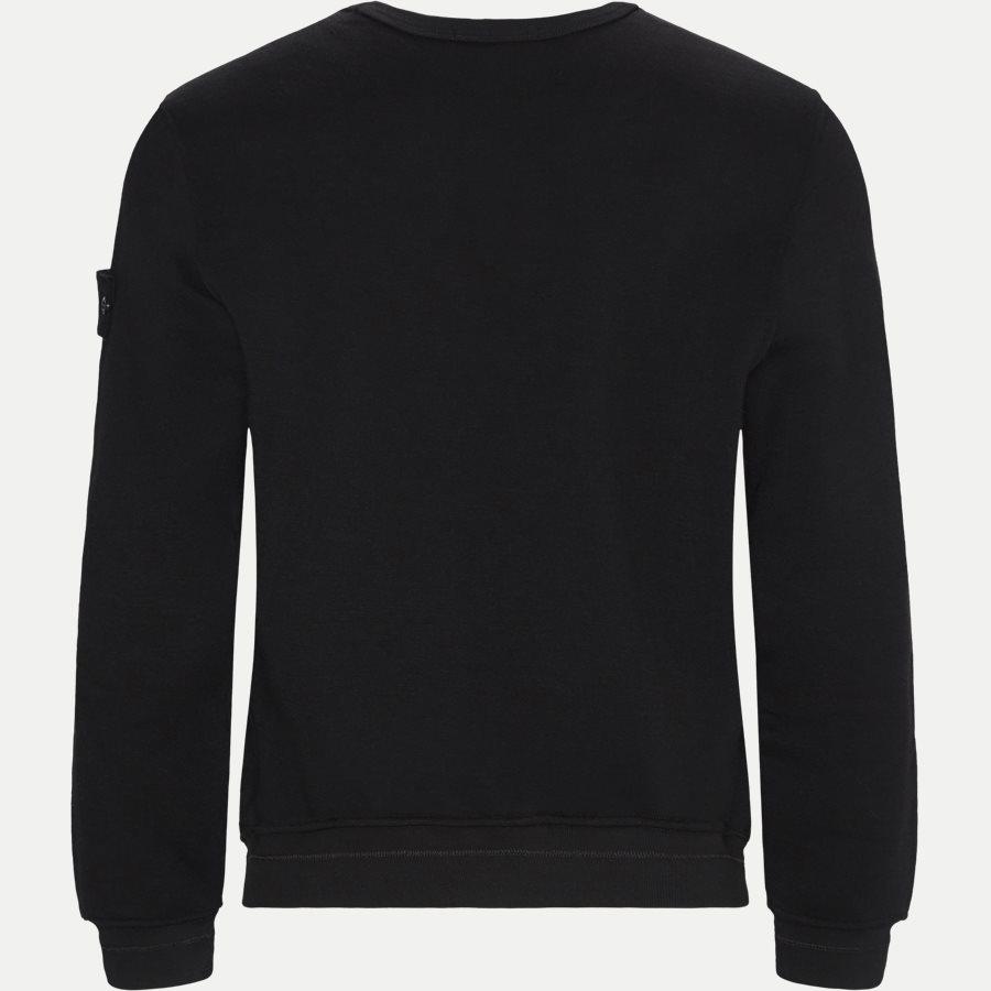 650F3 - 650F3 Ghost Piece Sweatshirt - Sweatshirts - Regular - SORT - 2