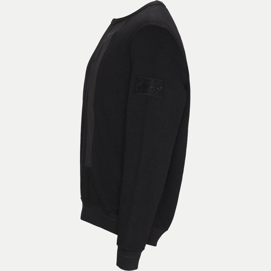 650F3 - 650F3 Ghost Piece Sweatshirt - Sweatshirts - Regular - SORT - 3