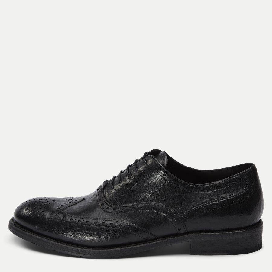 F316 - Shoes - SORT - 1