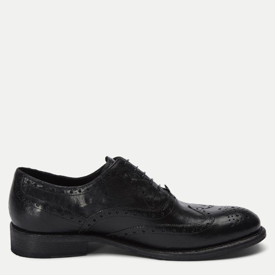 F316 - Shoes - SORT - 2