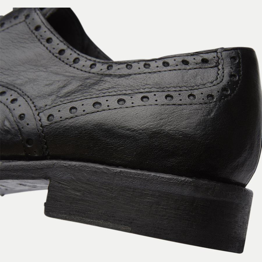F316 - Shoes - SORT - 5