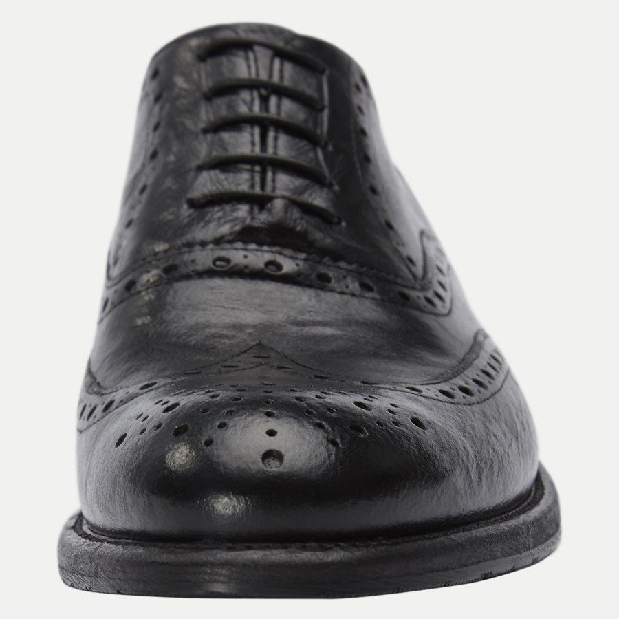 F316 - Shoes - SORT - 6