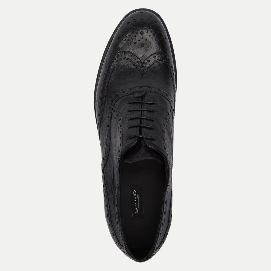 F316 - Shoes - SORT - 8