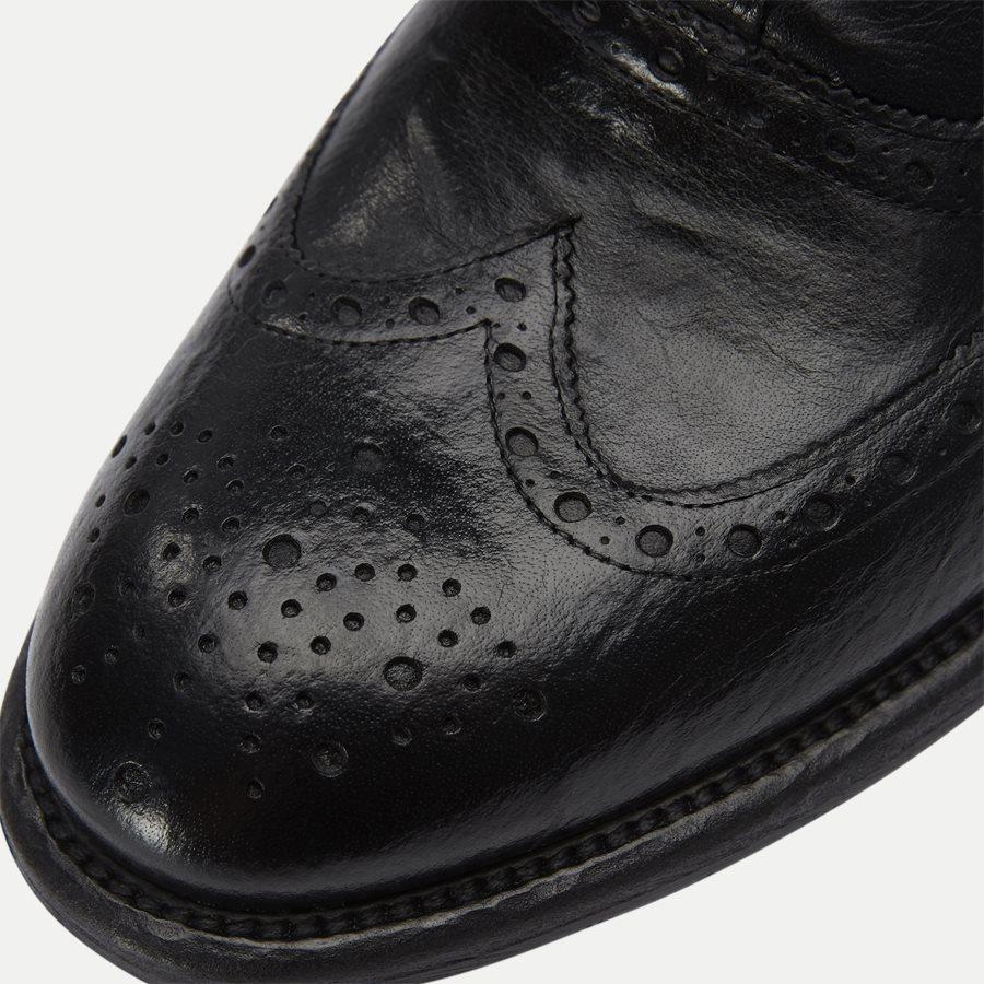 F316 - Shoes - SORT - 10