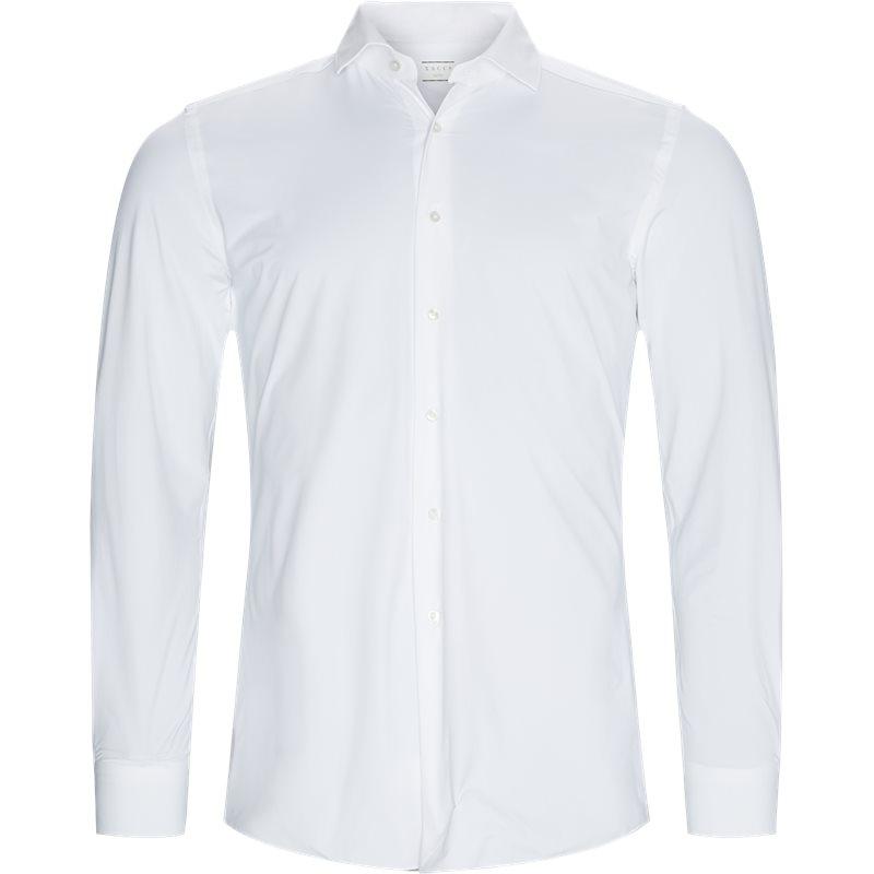 Xacus tailor 51468 588 skjorter hvid fra xacus på axel.dk